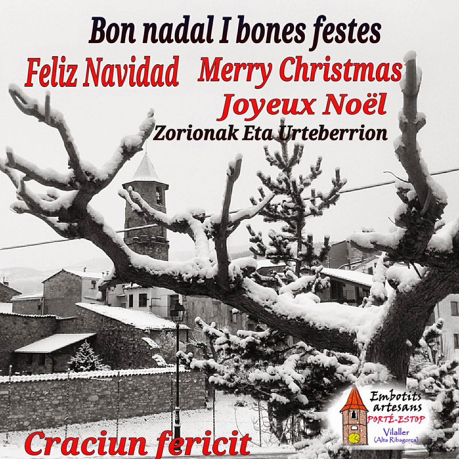 Bon nadal 14- Porté-Estop Vilaller (Alta ribagorça)