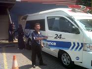 24 Jam Layanan Mobil Ambulance untuk Pelanggan Garda Oto.