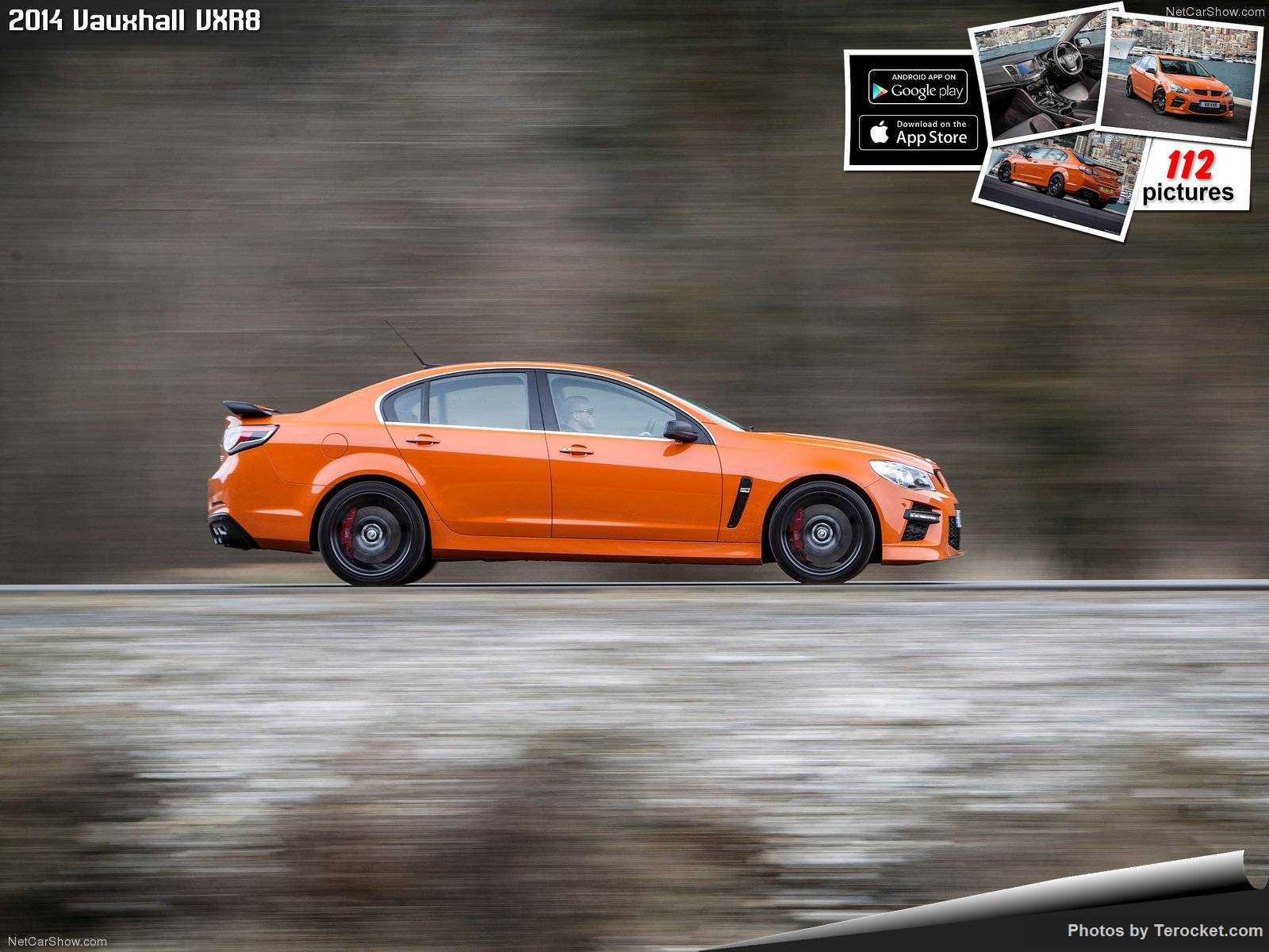 Hình ảnh xe ô tô Vauxhall VXR8 2014 & nội ngoại thất