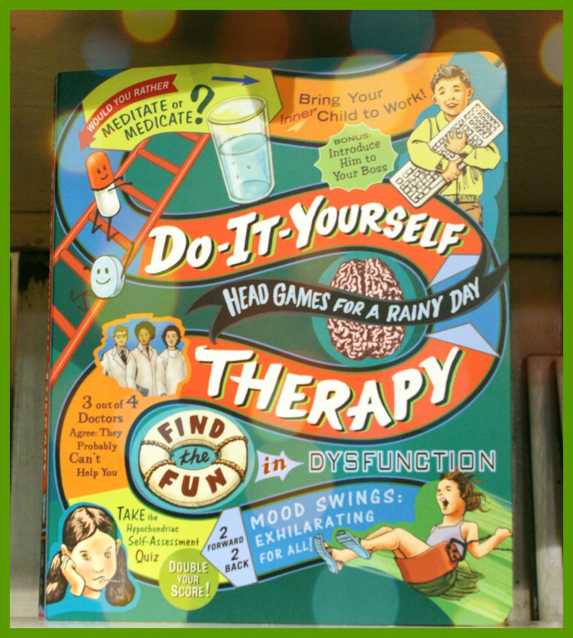 Sticks and stones december 2011 one of the gifts connie is giving this year is our do it yourself therapy book it is filled with lots of activities to keep you busy all year solutioingenieria Images