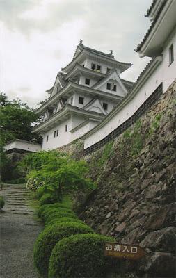 Gujo Hachiman Castle Gifu