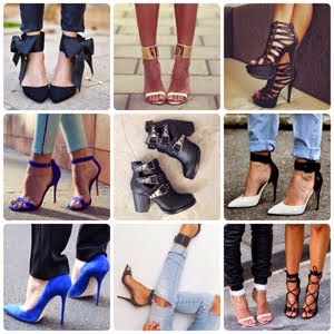 * * * * * FIND THE LATEST SHOES TRENDS * * * * *