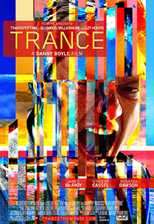 trance film poster 2013