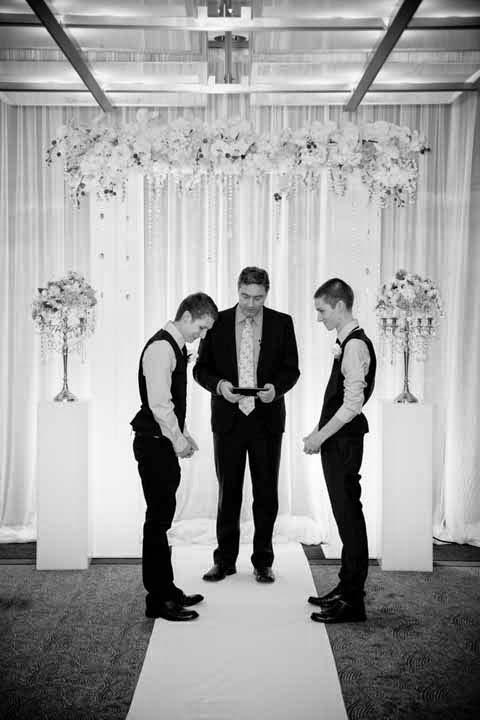wedding reception Four Seasons Hotel