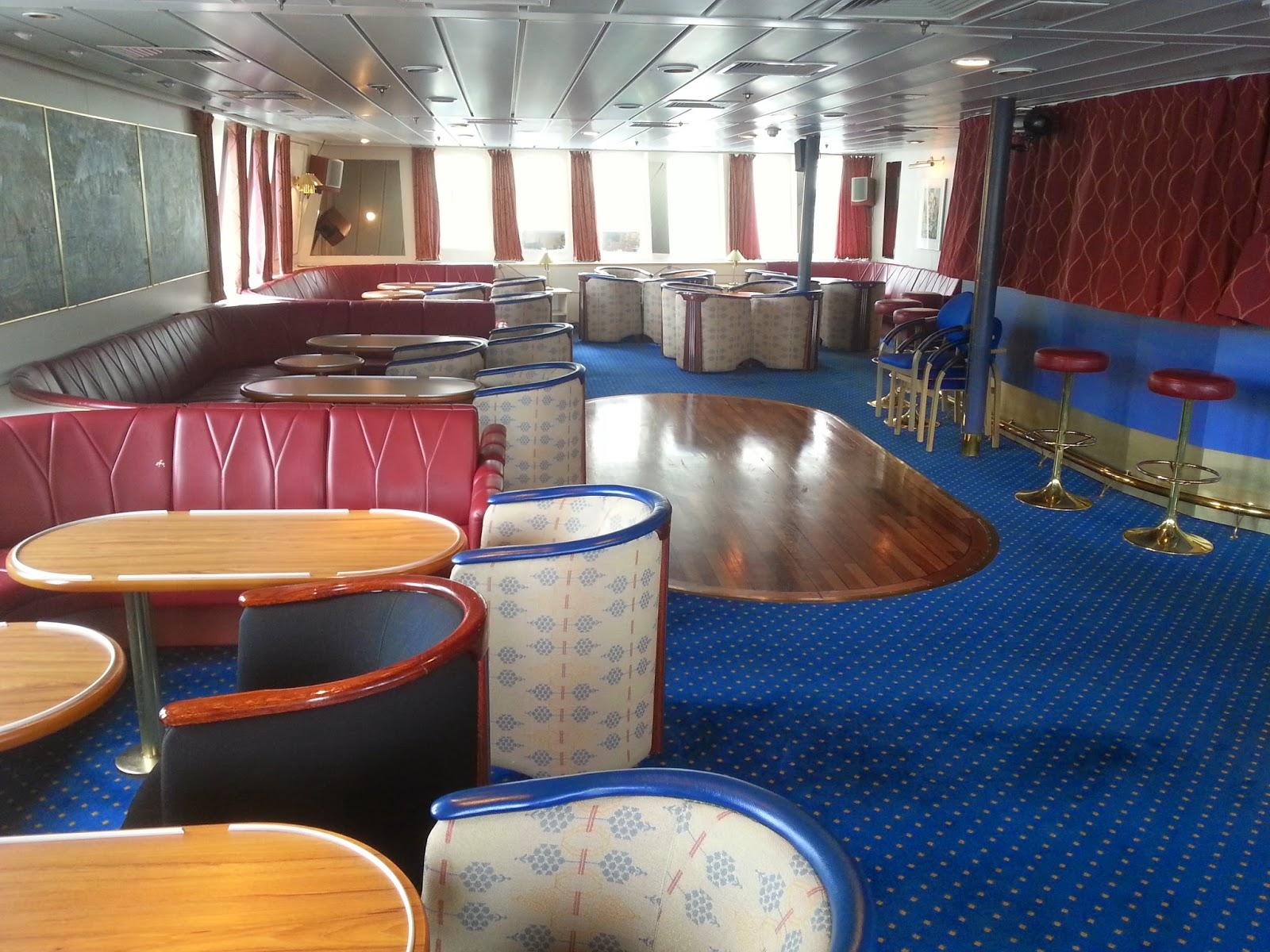 Hurtigruten MS Vesterålen - Vesterålstuen Lounge