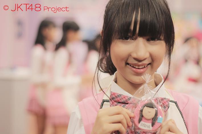 Achan pada JKT48 school episode4