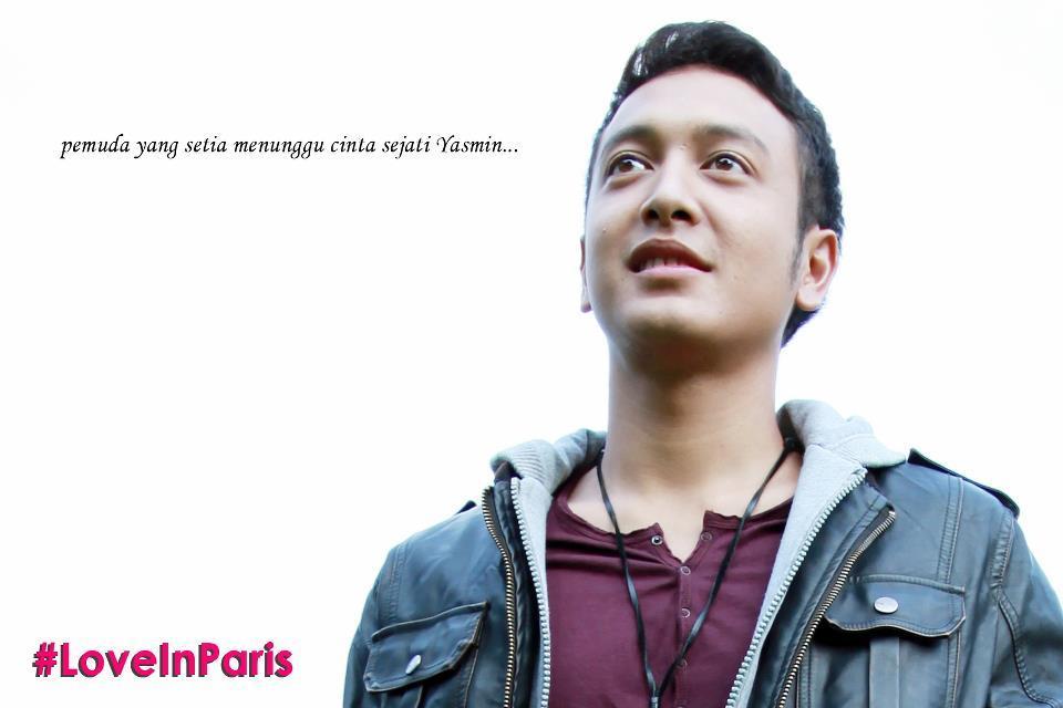 Profil Dimas Anggara - Pemeran Reno Paris in Love   IDSIA