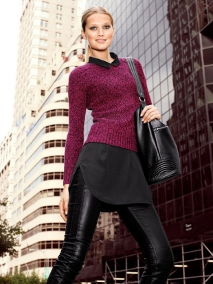 H&M-September-2012-Lookbook-1