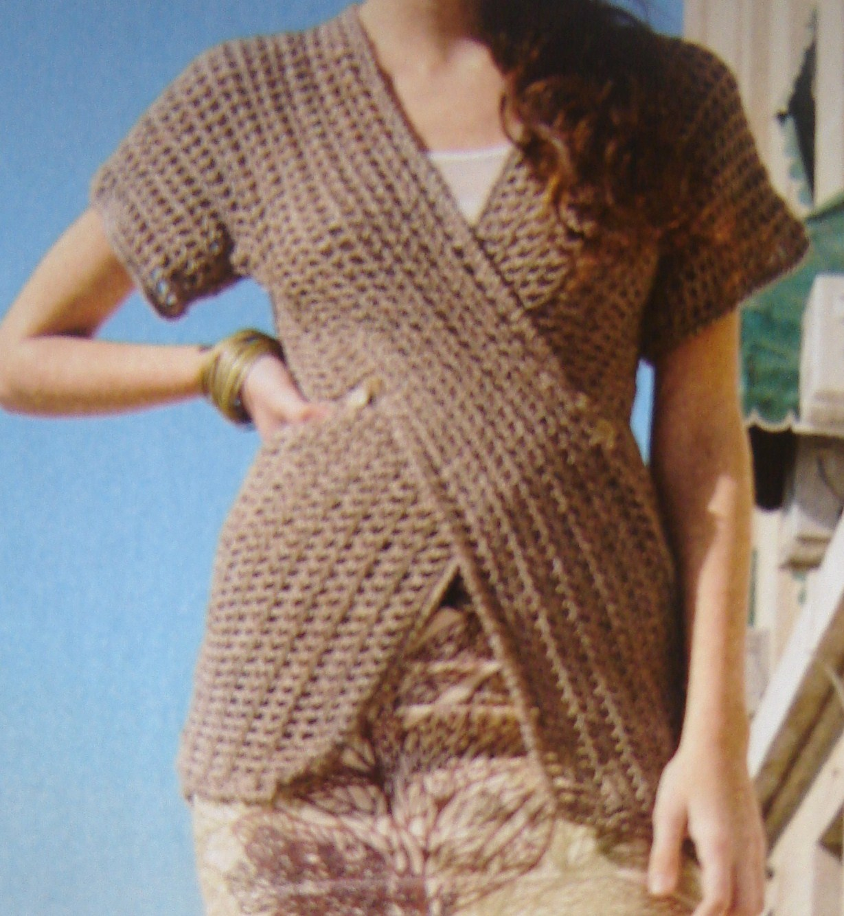 Tejidos en Crochet y Afines desde La Plata: septiembre 2011