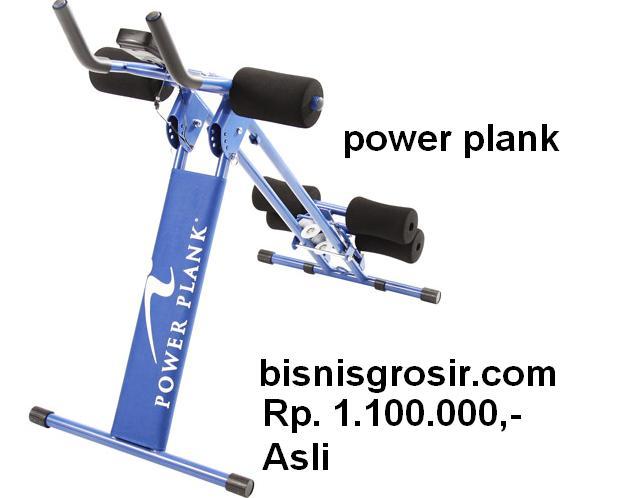 Jual Jual power plank abdominal / muscle Machine Harga murah Rp. 1.1