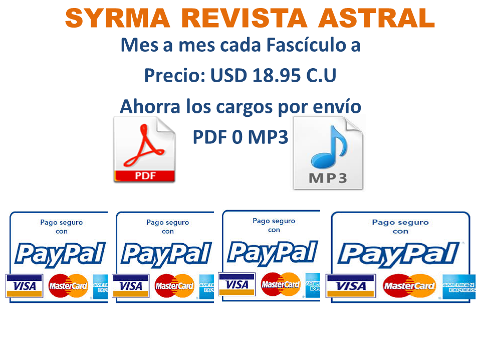 Syrma Revista Astral