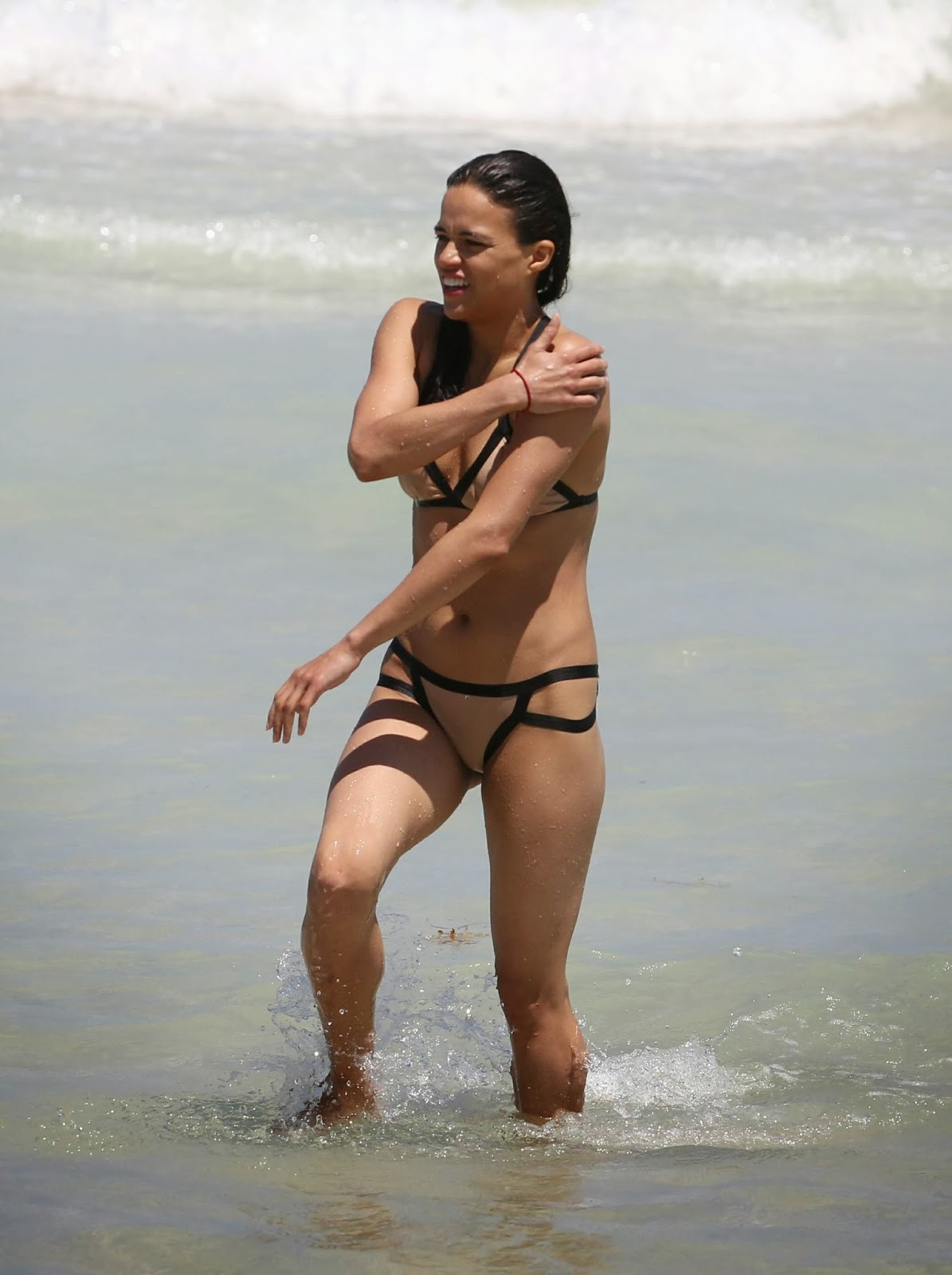 Michelle Rodriguez Bikini Bodies Pic 5 of 35