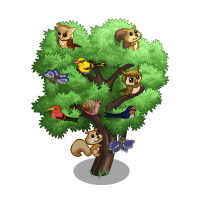 FarmVille Animal Tree