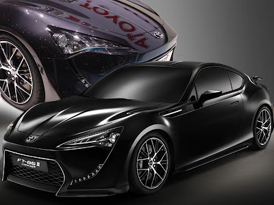 new sports cars 2012. 2012 Toyota Sport Cars FT-86