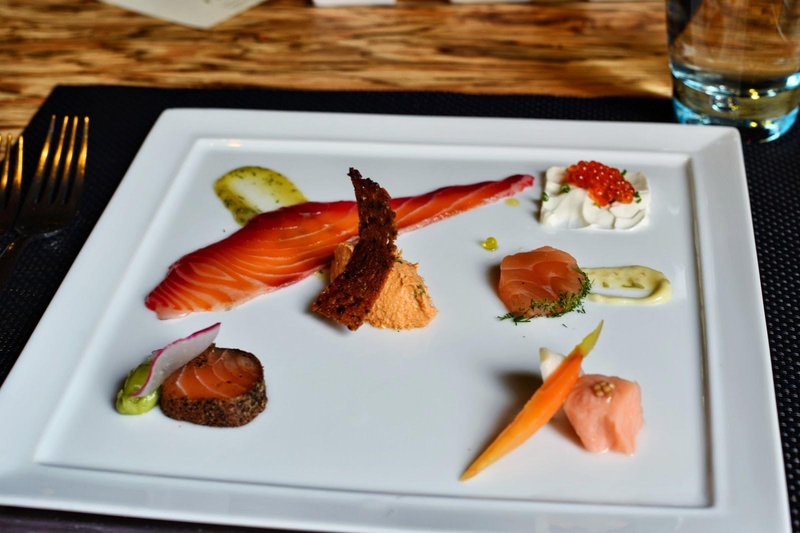 A short one on finds restaurant week menu joie de for 010 cuisine weekmenu