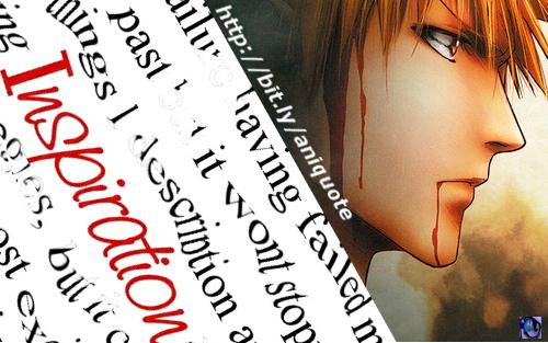 inspiring quotes manga quotesgram