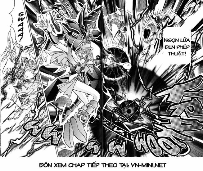 YuGi Oh – Vua Trò Chơi chap 275 Trang 20