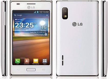 Harga dan Spesifikasi HP LG Optimus L5 E612 [UPDATE]