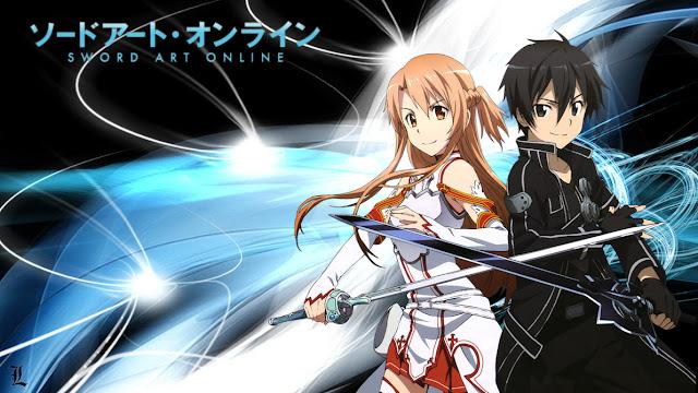 Sword Art Online 25/25 + 6 Especiales [mega]