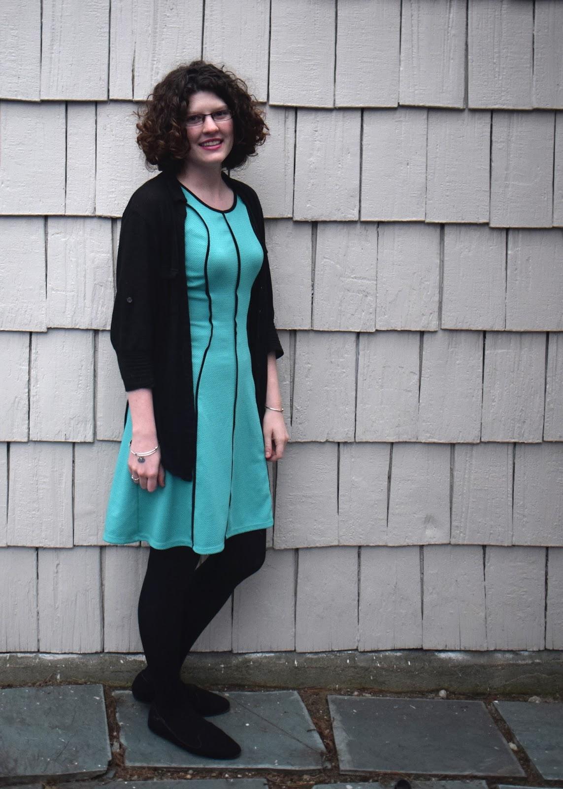 Easter Cyan (+ Bridesmaid Dress First Look!) | Pennies & Paper Blog