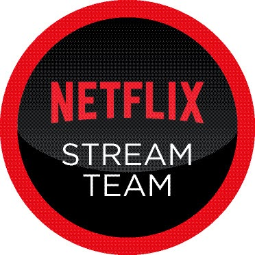 I'm on the #StreamTeam!