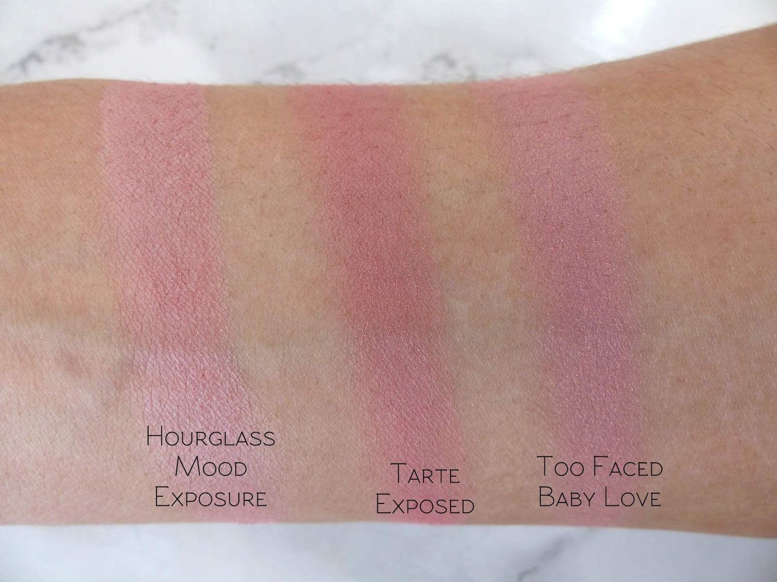 Tarte stunner vs tarte stunner dupe comparison -  Or Lips And Work Nicely For An Everyday Face Adding A Natural Flush Of Colour Again Powder Formulas Tend To Last Best On My Skin So All My Picks Fit