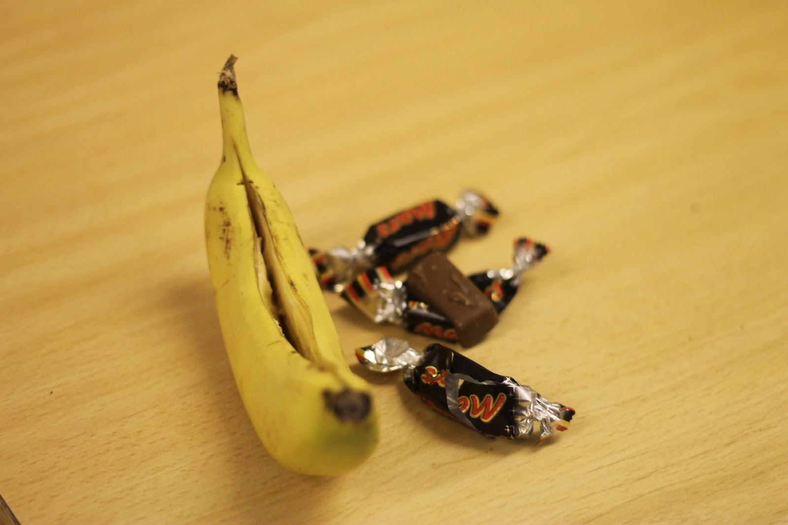 Banana Mars Bars