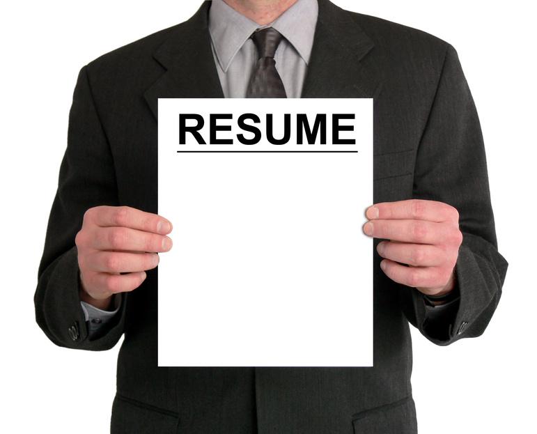 Bulk up your CV!