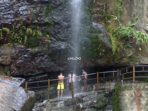 Best Waterfalls in Andhra Pradesh