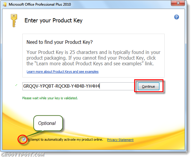 free activation key for microsoft office 2010 full version