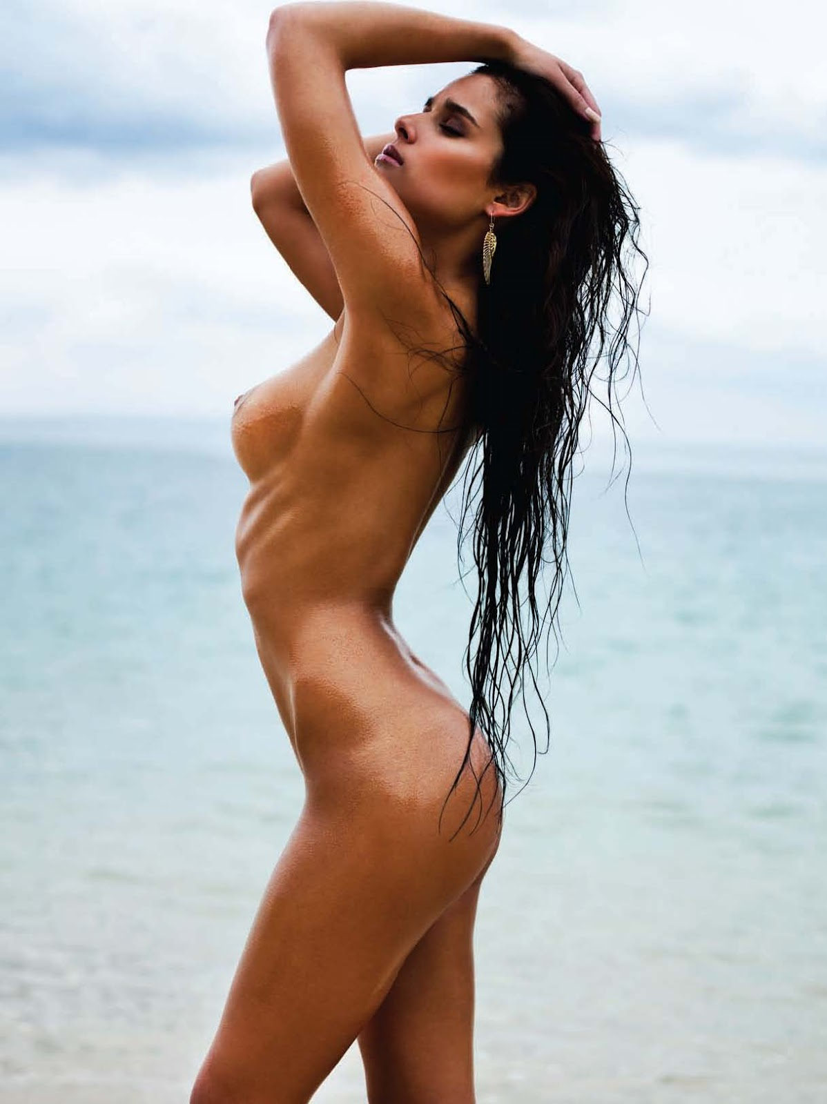 Joana Caldeira For Playboy Italy October