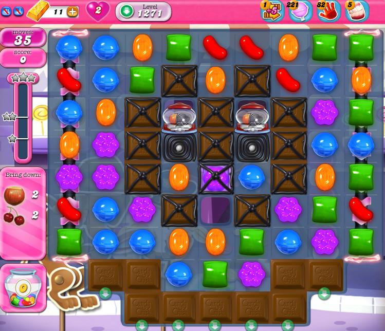 Candy Crush Saga 1271