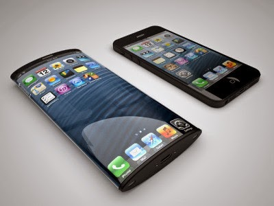 Apple's upcoming curved iPhone
