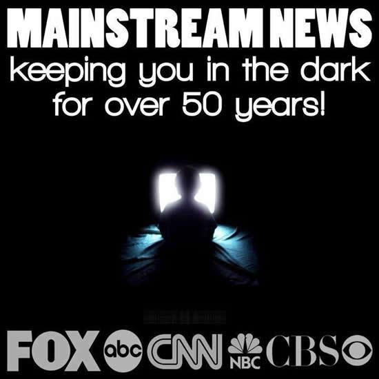 Mainstream Media Quotes Quotesgram
