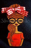 Dolly pintada-