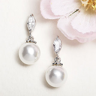 designer wedding earrings