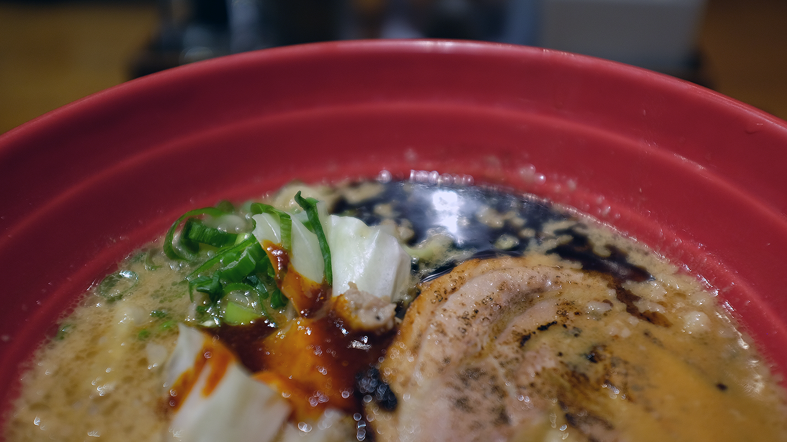 Ippudo Philippines Latest Miso Akamaru Ramen Review Macro