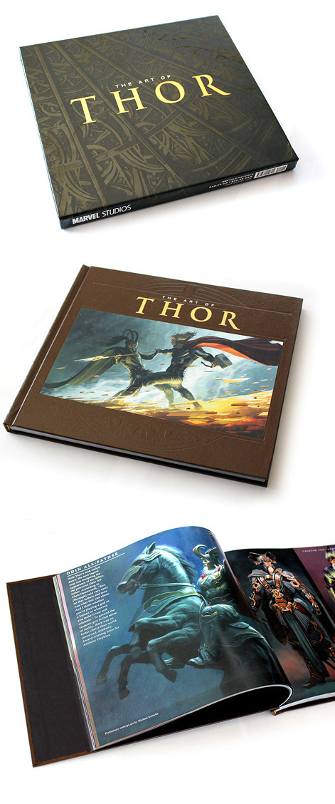 The Art of Thor Book Signing/Panel