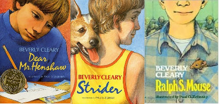 POZ Beverly Cleary Covers