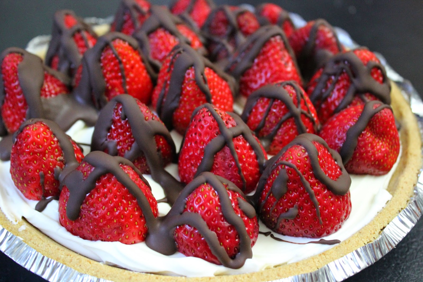 strawberry dessert recipe
