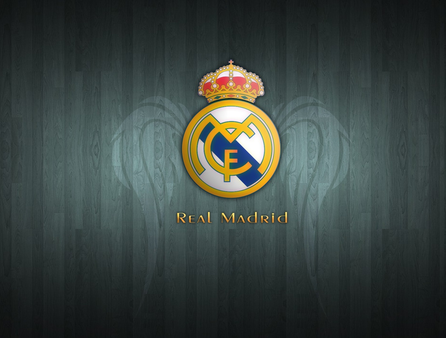 real madrid logo wallpaper Real Madrid Masaüstü HD Resimleri