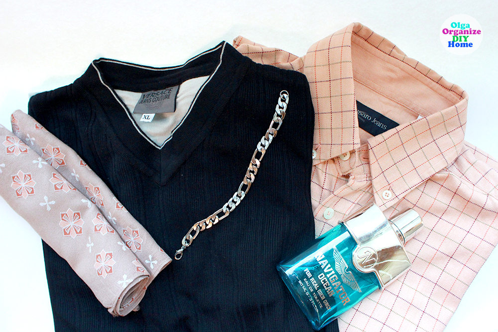 мужской гардероб, рубашка, пуловер, покупки