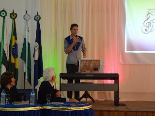 IHGP - 9º Encontro do Povo Palmeirense - Pianista Douglas Passoni