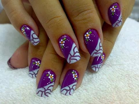 14 amazing and attractive winter nail paint designs  nail