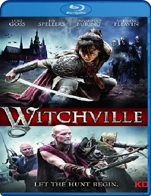 Witchville: La Aldea Maldita 2010 HDRip Castellano CienciaFicción