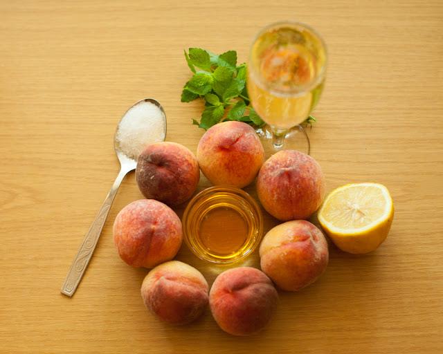 Для персикового граните понадобится