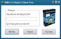 IDM silent 6.15