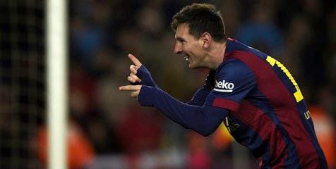 Poke Online :Barca Kembali Menang Dan Messi Kembali Hatrick