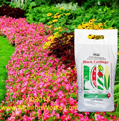 Certified organic worm castings