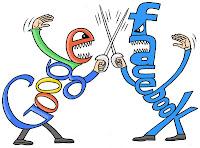 Google Plus Menghantui Facebook
